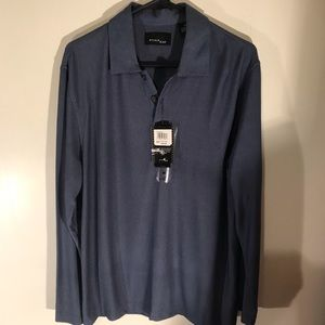 NWT Bill Blass Men Shirt